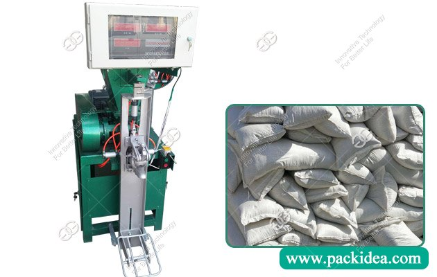 Single Spout Cement Packing Machine Factory Price for Sale