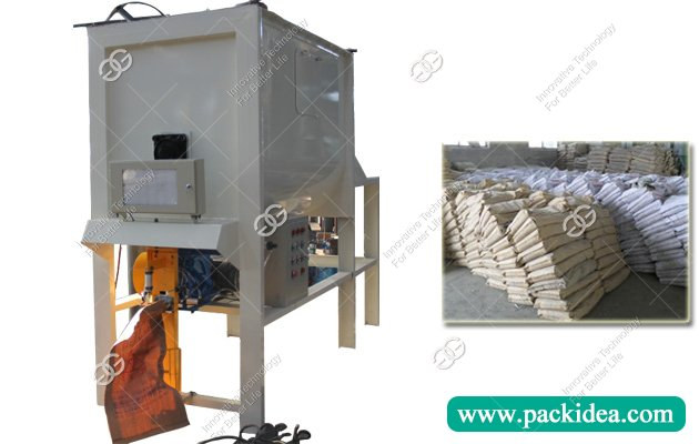 Dry Mortar Mixing Packing Machine for Sale