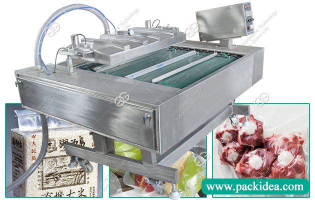 Rolling Meat Vacuum Packaging Machine Supplier