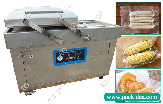 Double Chamber Vacuum Packaging Machine Price