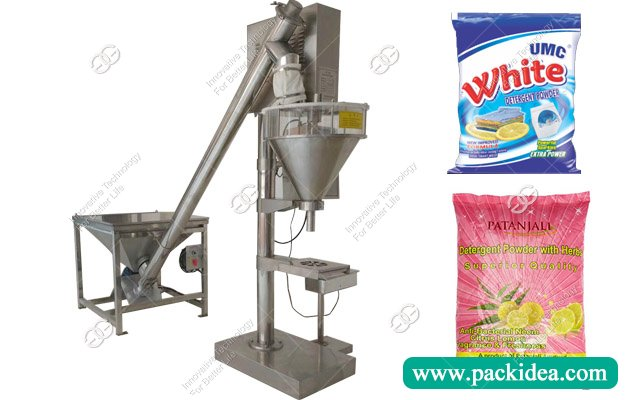 Washing Detergent Powder Pouch Packaging Machine for Sale