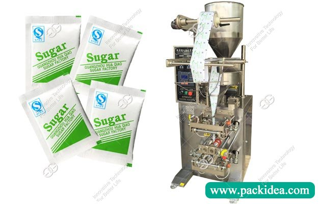 Automatic Sugar Sachet Packing Machine|Salt Packaging Machine for Sale