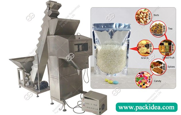 1 kg Rice Pouch Packing Machine for Grain