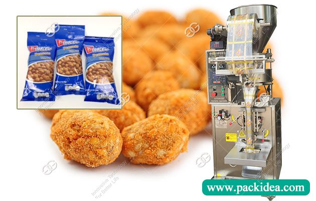 Automatic Coated Peanuts|Pistachio Nuts Packaging Machine