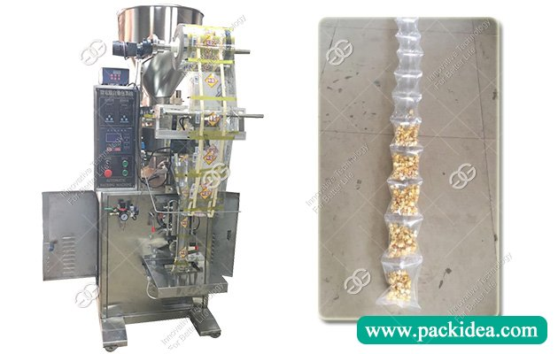 Automatic Popcorn Packaging Machine for Sale