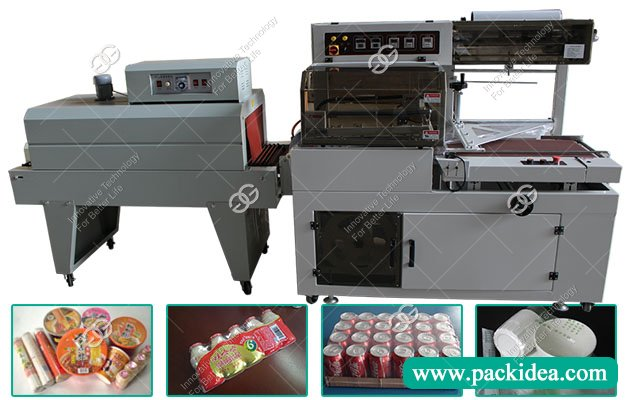 Automatic Heat Shrink Wrap Cutting Machine