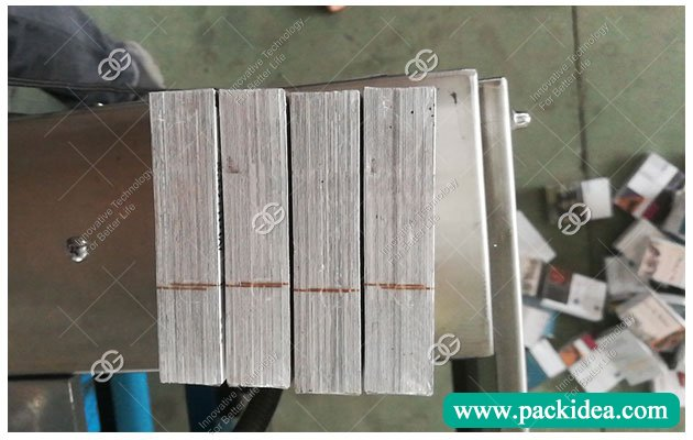 Business Cards Plastic Wrapping Machine
