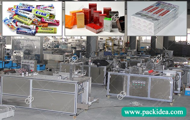 Semi Automatic Cellophane Wrapping Machine