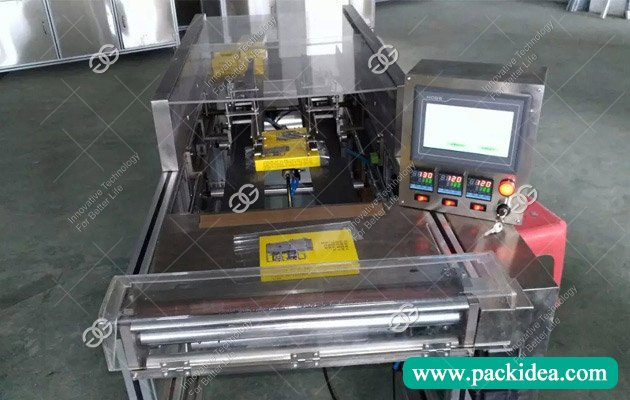 Manual Cellophane Wrapping Machine for Boxes