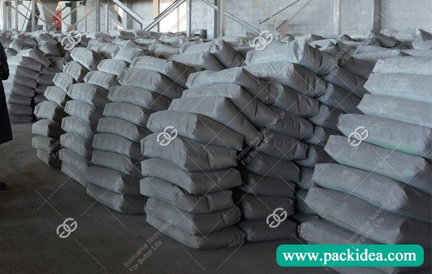 Single Cement Packing Machine for Sale