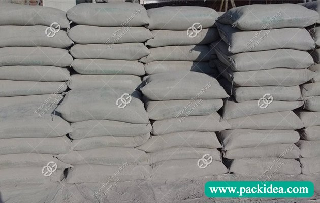 Packing Machine for Cement Powder