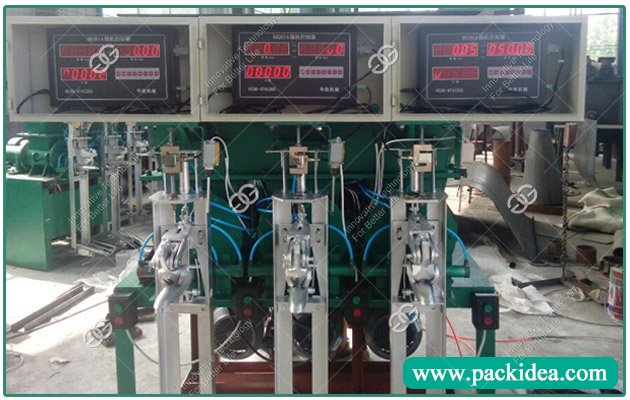 Packing Machine in Cement Plant