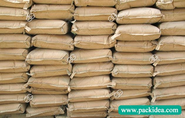 Cement Bag Packing Plant