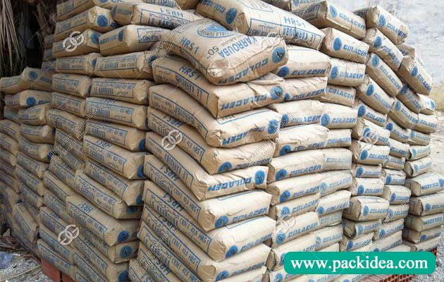 Packing Plant for Cement