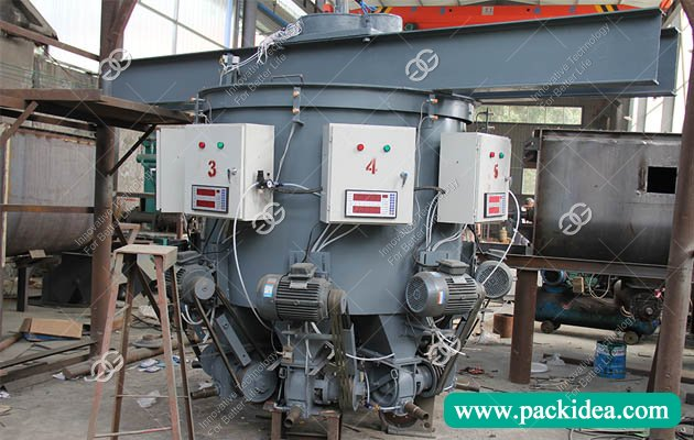 Six Spout Cement Bagging Machine