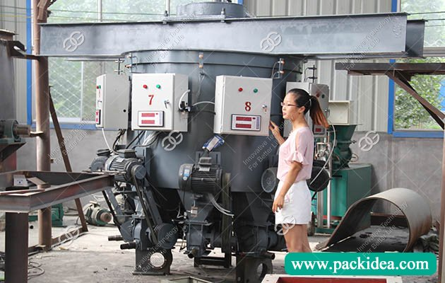8 Spout Rotary Cement Packing Machine