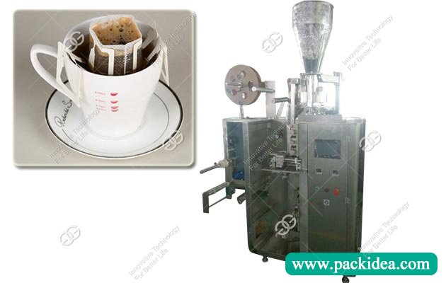 Automatic Drip Coffee Bag Packing Machine