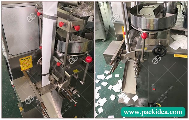 Filter Tea Packing Machine