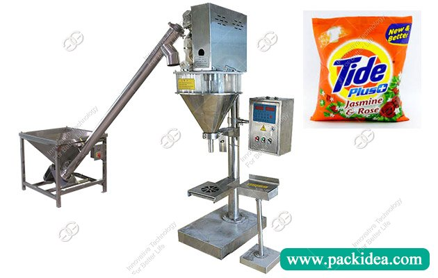 Quantitative Detergent Powder Packing Machine