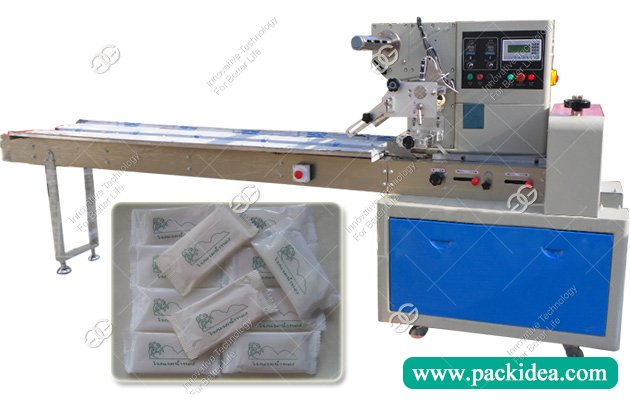Hotel Soap Packing Machine