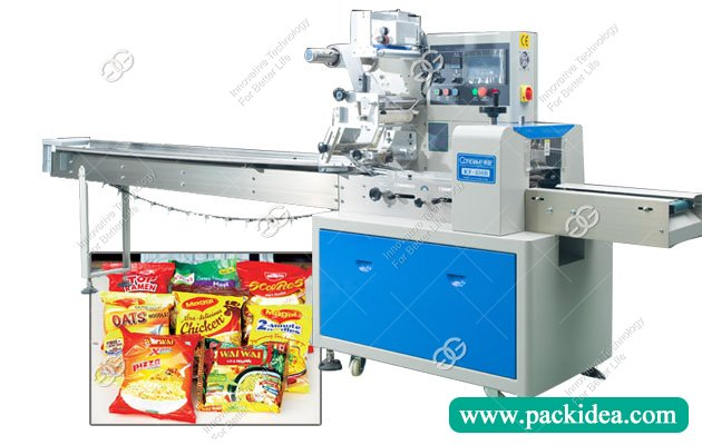 Instant Noodle Bag Packing Machine
