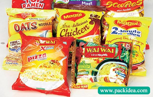 Instant Noodle Packing Machine