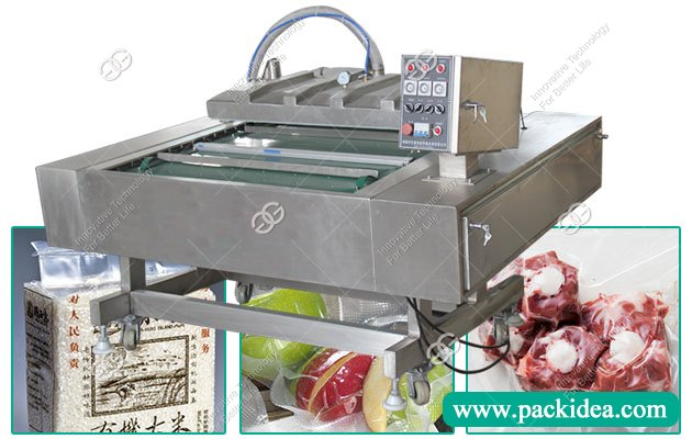 Meat Vacuum Packing Machine for Sale
