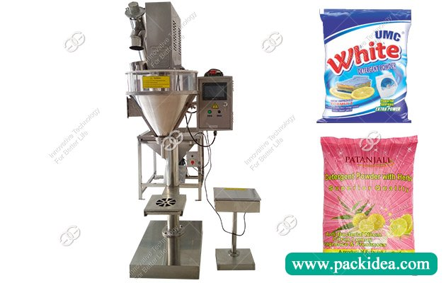 Detergent Powder Packing Machine for Sale