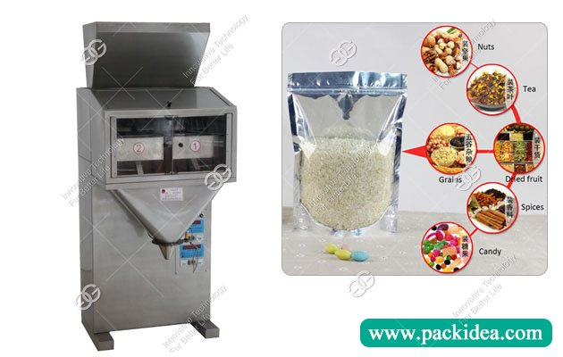 1 kg Rice Pouch Packing Machine