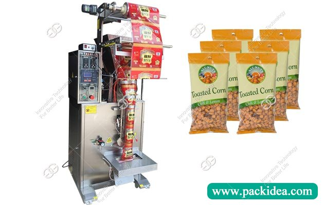 Automatic Cashew Nuts Packing Machine