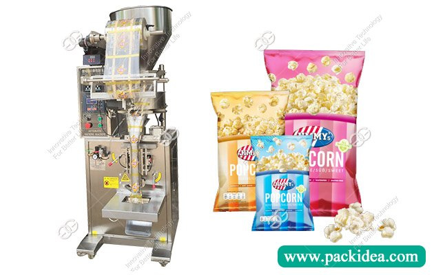 Popcorn Packaging Machine for Sale