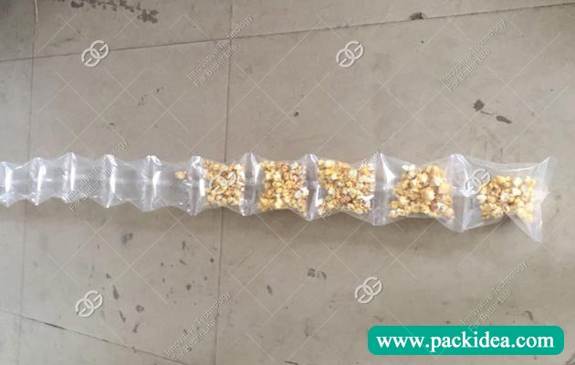 Packaging Machine for Popcorn