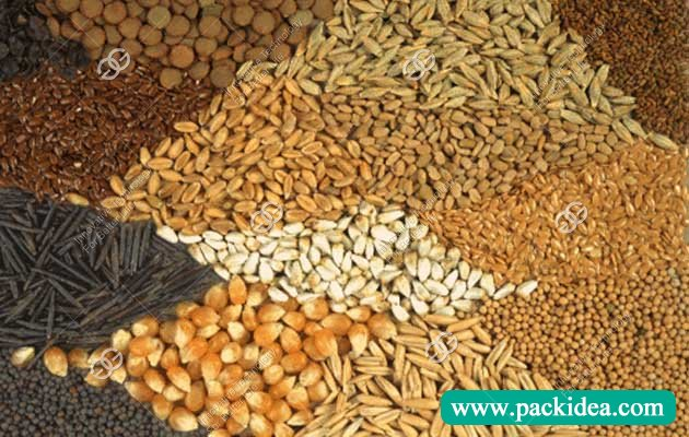 Scale Packing Machine for Grain