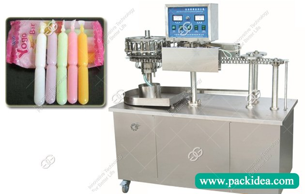 Ice Pop Jelly Filling Sealing Machine