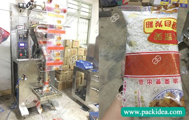 Spices Packaging Machine To Guatemala
