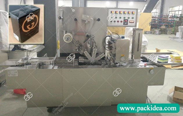 GGB-200A Cellophane Wrapping Machine