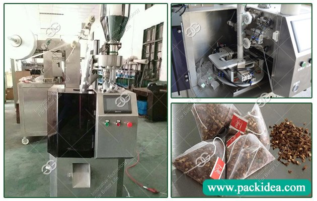 Small Tea Bag Packing Machine to Kenya - GELGOOG Machinery
