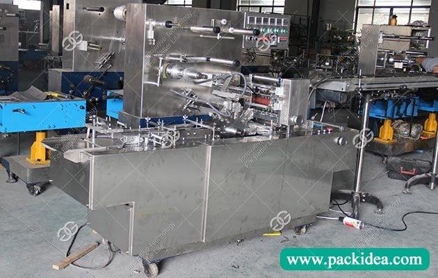 Cellophane Overwrap Machine Manufacturers