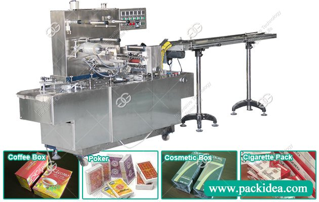 Cellophane Wrapping Machine for Sale