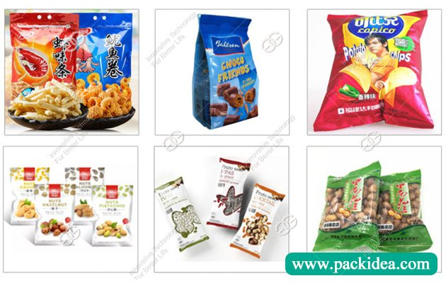 Automatic Banana Chips Packing Machine