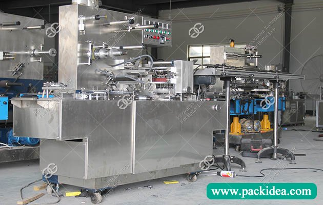 Playing Card Cellophane Wrapping Machine UK