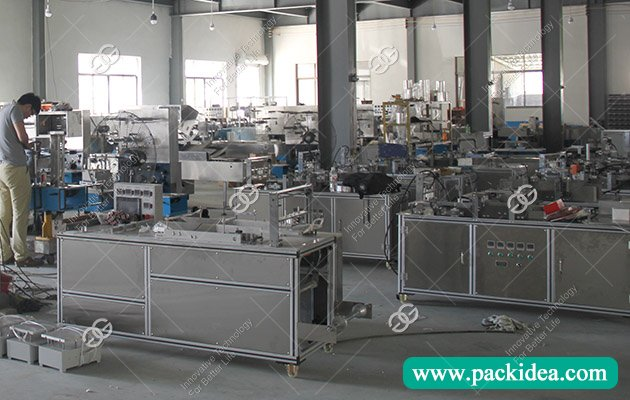 Manual Transparent Cellophane Wrapping Machine