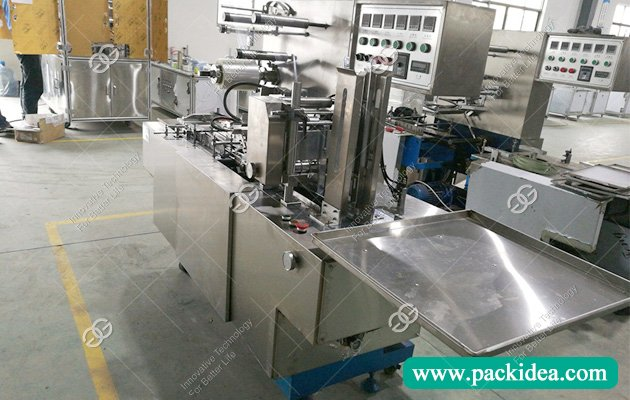 Automatic New Cello Wrapping Equipment