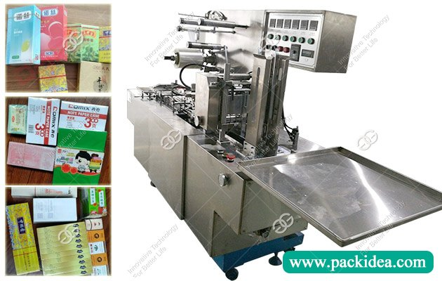 Automatic Cello Wrapping Equipment