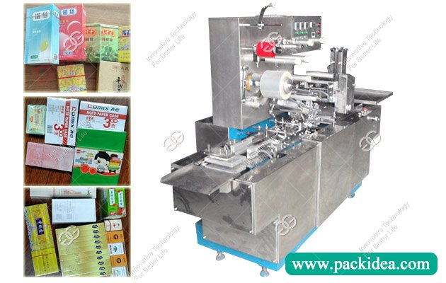 New Cello Wrapping Equipment Manufacturers
